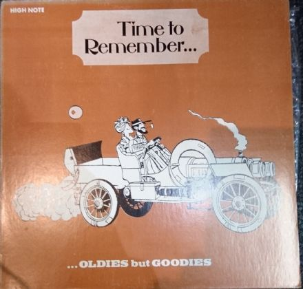 SALE ITEM - Various - Time To Remember...Oldies But Goldies (High Note) LP